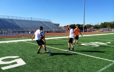Boys soccer gets ready to kick into regionals