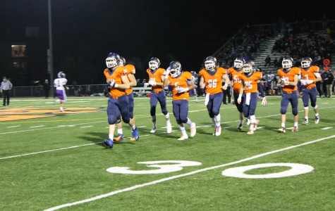 Varsity football on the brink of playoffs