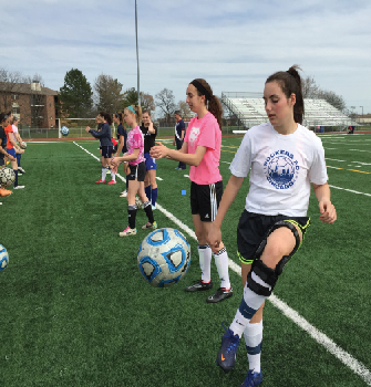 Girls soccer looks to maintain success with the help of younger talent