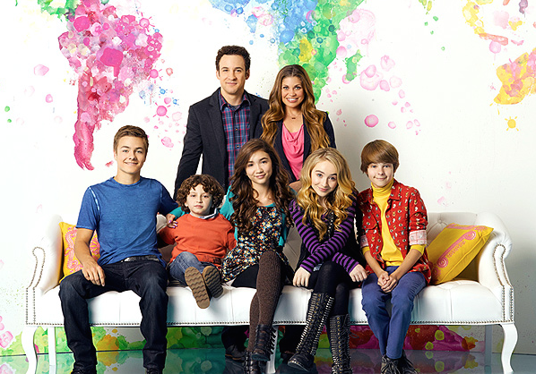 Cast of Girl Meets World.