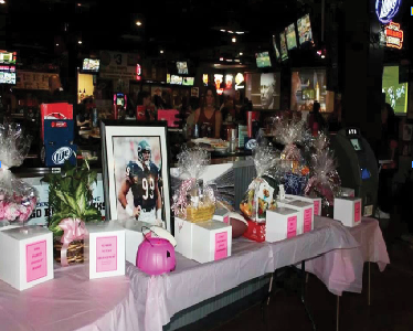 Breast Cancer Awareness month hits home at BG