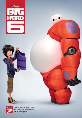 """Big Hero 6"" warms hearts of modern–day Disney Fans"