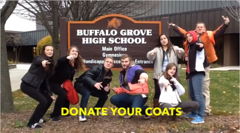 "Environmental ""Donate your Coat"" music video/commercial"