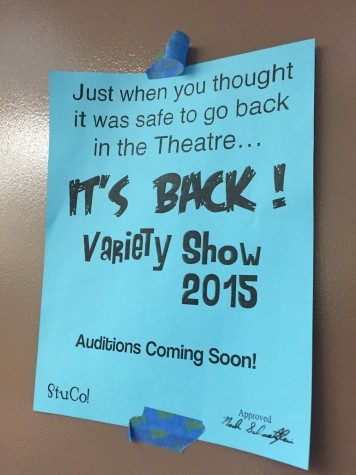 Variety show makes a comeback in 2015