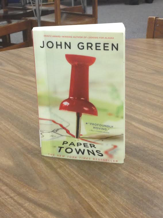 Paper+Towns%2C+written+by+John+Green