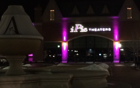 iPic Theaters in Barrington offers an extravagant cinematic experience for all movie–goers featuring decadent deserts and meals along with luxuy seating.