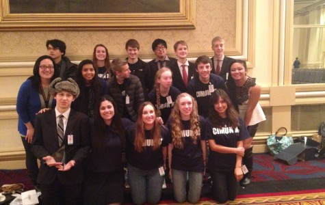 Model UN teaches students valuable skills