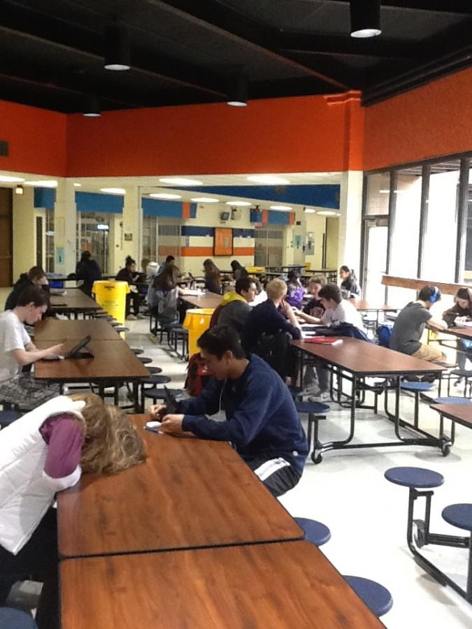 Staff Ed— Study halls turning into glorified play and nap time