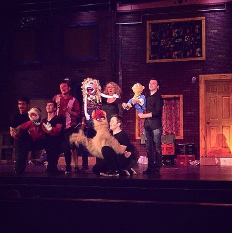 "Avenue Q finds its ""purpose"" on BG's Miller Theatre stage"
