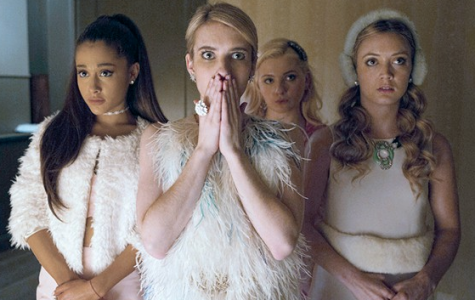 "Be prepared to scream with laughter while watching ""Scream Queens"""