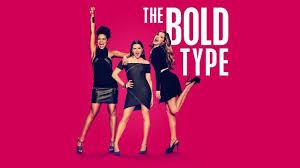 The Bold Type makes a subtle and yet Bold statement