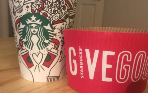 Starbucks' 2017 holiday cups debate spills into festive season