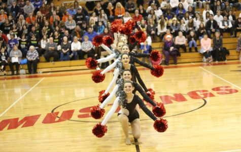 Poms will compete at nationals for first time