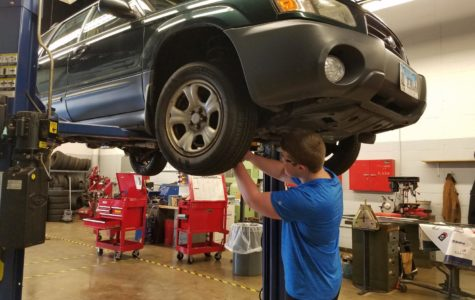 Autos Club drives student interest in automotive care