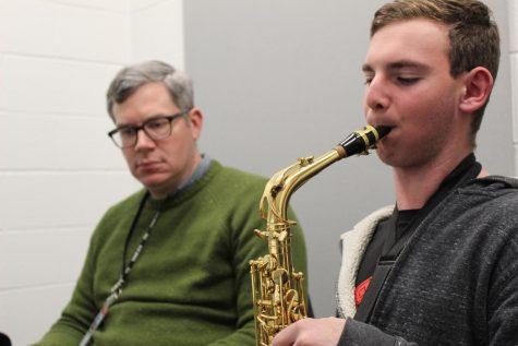 New private lesson tutoring system in place for band students