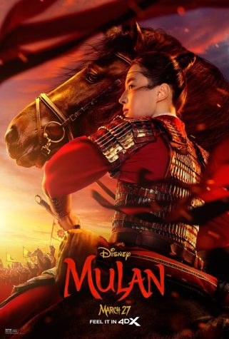 Mulan's theater release of March 27th was pushed to Sep. 4th, where it was released on Disney+.