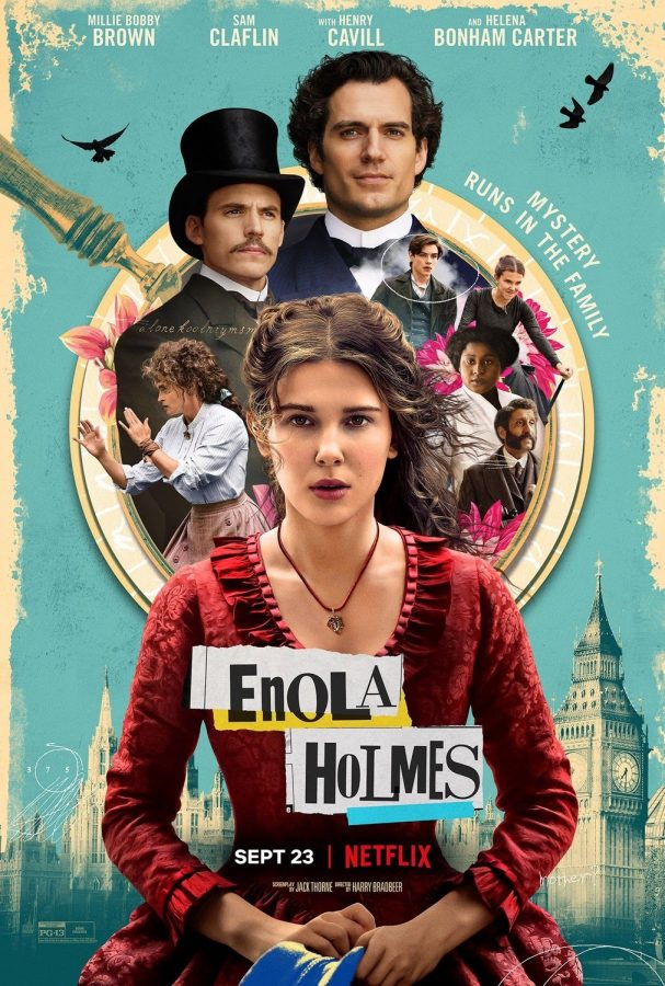 Movies+with+Mikayla%3A+The+adventure+of+Sherlock%27s+Sister%3A+%E2%80%9CEnola+Holmes%E2%80%9D