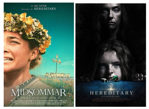 """Midsommar"" and ""Hereditary"" serve as companion pieces, both exploring the impact of grief on relationships under the direction of Ari Aster."