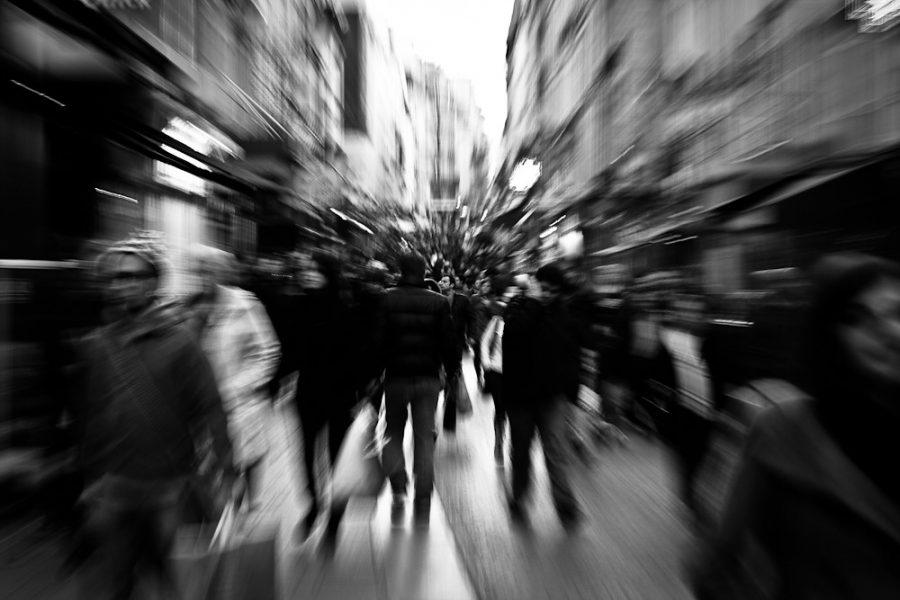 """""""Agoraphobia, par Franck Vervial"""""""